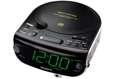 Sony - ICF-CD815 - Clocks & Personal Radios