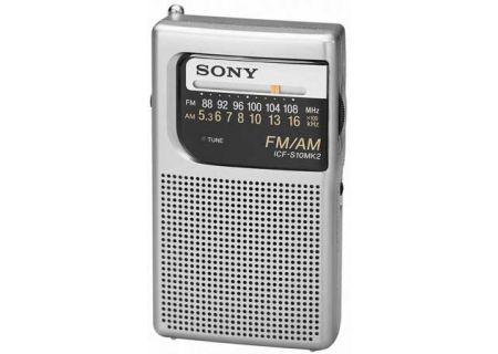 Sony - ICF-S10MK2 - Radios