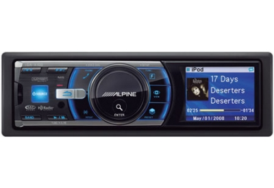Alpine - IDA-X100 - Car Stereos - Single Din