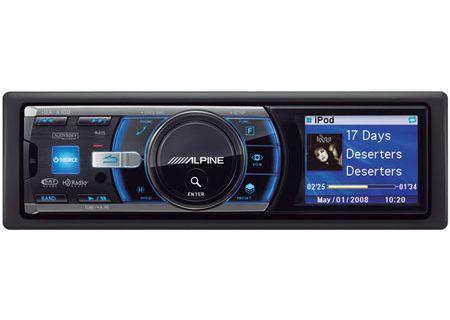 Alpine - IDA-X100 - Car Stereos - Single DIN