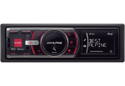 Alpine - IDA-X300 - Car Stereos - Single Din