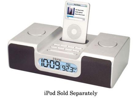 iHome - IH55SR - iPod Docks