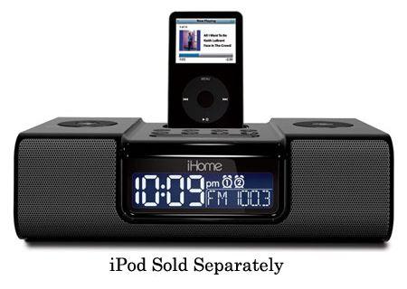 iHome - IH9 - iPod Docks