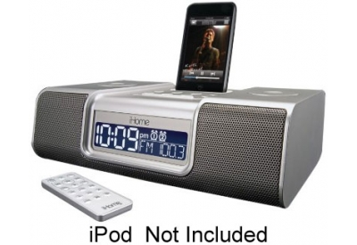 iHome - IH9S6 - iPod Docks