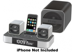 iHome - IP51 - Clock Radios