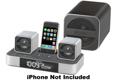 iHome - IP51 - Wireless Multi-Room Audio Systems