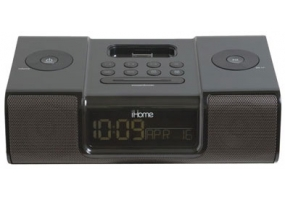 iHome - iP9BR - iPod Audio Stations