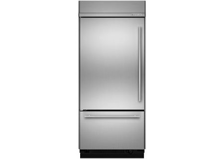 Jenn-Air - JB36SEFXLB - Built-In Bottom Freezer Refrigerators