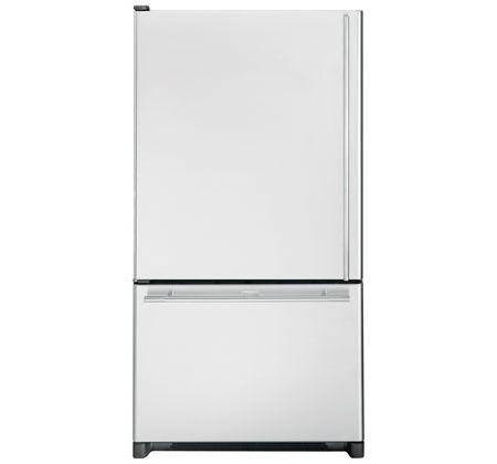 Jenn Air Bottom Mount Refrigerator In Stainless Steel