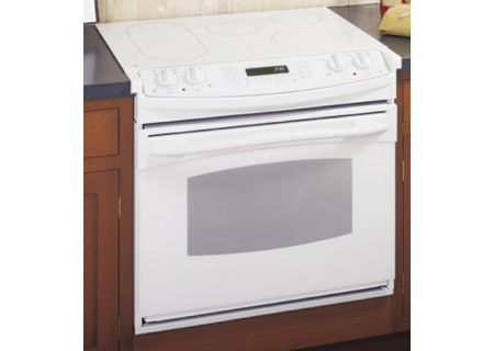 GE - JD968TFWW - Slide-In Electric Ranges
