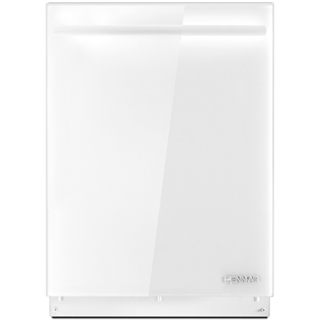 Jenn air jdb3650awf floating glass white trifecta for Jenn air floating glass refrigerator