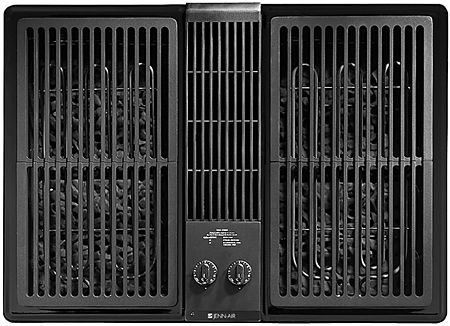 Jenn Air 30 Quot Outdoor Electric Downdraft Grill Jed7430aab