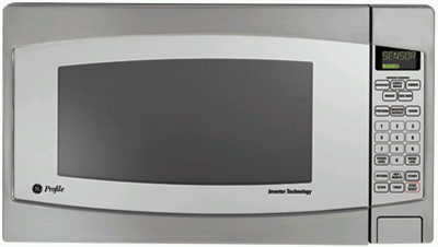 Ge Profile Microwave Oven Stainless Steel Jes2251sj