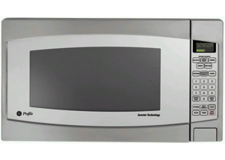 GE Profile Countertop Microwave Oven Stainless Steel - JES2251SJ