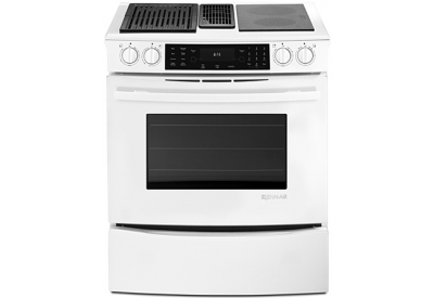 Jenn-Air - JES9860CAW - Slide-In Electric Ranges