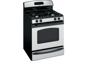 GE - JGBP28MEMBS - Free Standing Gas Ranges & Stoves