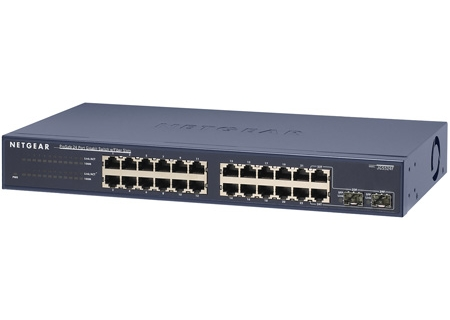 Netgear - JGS524F - Network Switches