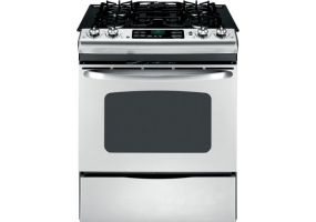 GE - JGSP28SENSS - Slide-In Gas Ranges
