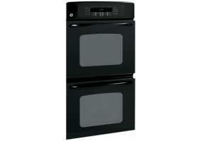 GE - JKP55DPBB - Built-In Double Electric Ovens