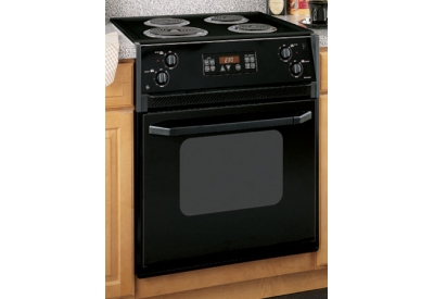 GE - JMP31BLBB - Slide-In Electric Ranges