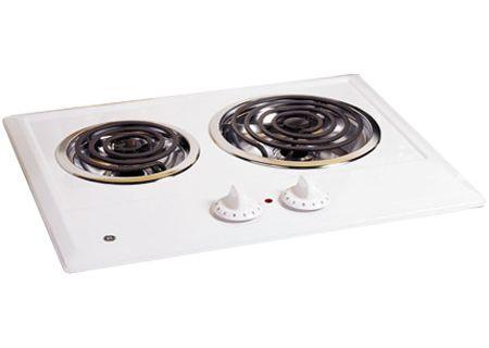 GE - JP202DWW - Electric Cooktops