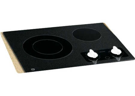 GE - JP256WMWW - Electric Cooktops