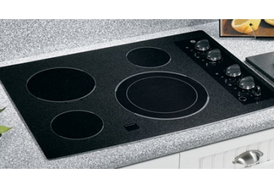 GE - JP356BMBB - Electric Cooktops