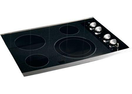 GE - JP356SMSS - Electric Cooktops