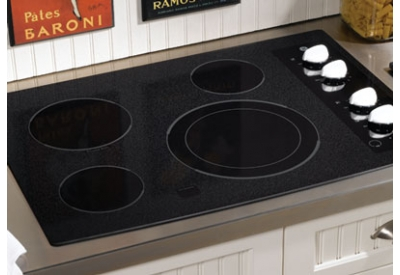 GE - JP356WMWW - Electric Cooktops