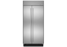 Jenn-Air - JS42SEFXDB - Built-In Side-By-Side Refrigerators