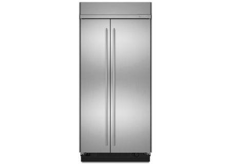 Jenn-Air - JS42SEFXDB - Built-In Side-by-Side Refrigerators