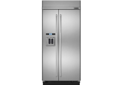 Jenn-Air - JS42PPDUDB - Built-In Side-By-Side Refrigerators