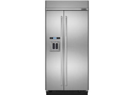 Jenn-Air - JS48PPDUDB - Built-In Side-by-Side Refrigerators