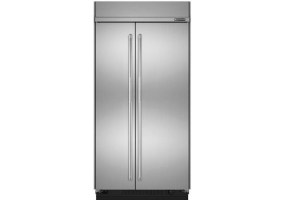 Jenn-Air - JS42PPFXDB - Built-In Side-By-Side Refrigerators