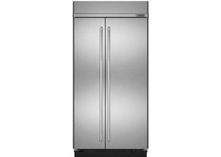 Jenn-Air - JS48PPFXDB - Built-In Side-by-Side Refrigerators