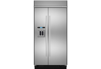 Jenn-Air - JS48SEDUDW - Built-In Side-By-Side Refrigerators