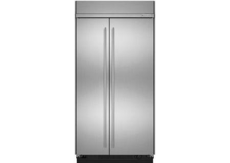 Jenn-Air - JS48SEFXDB - Built-In Side-by-Side Refrigerators