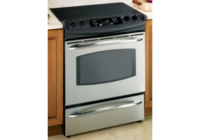 GE - JS900SKSS  - Slide-In Electric Ranges