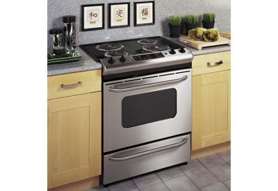 GE - JSP39SNSS - Slide-In Electric Ranges