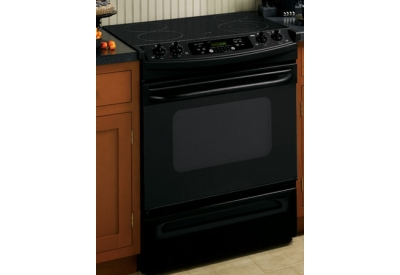 GE - JSP42BKBB - Slide-In Electric Ranges