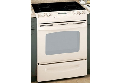 GE - JSP42DNCC - Slide-In Electric Ranges