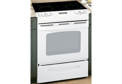GE - JSP42DNWW - Slide-In Electric Ranges