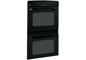 GE - JTP55DPBB - Built-In Double Electric Ovens