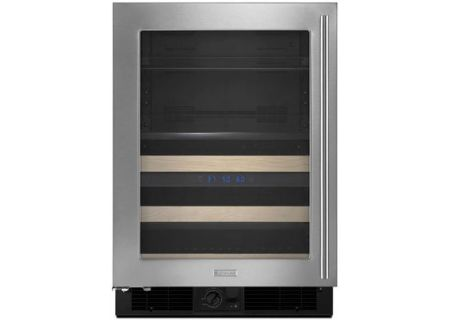 Jenn-Air - JUB248LBRS - Wine Refrigerators and Beverage Centers