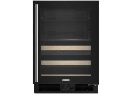 Jenn-Air - JUB248RBRB - Wine Refrigerators and Beverage Centers