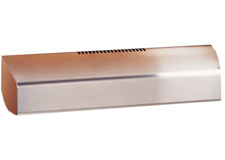 "GE Profile 36"" Stainless Steel Range Wall Hood - JV566HSS"