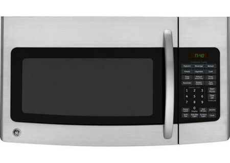 GE - JVM1740SPSS  - Over The Range Microwaves