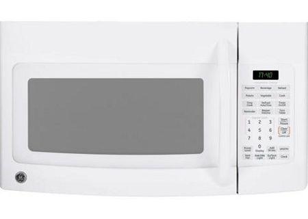 GE - JVM1740DPWW - Over The Range Microwaves