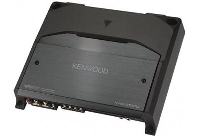 Kenwood - KAC-8104D - Car Audio Amplifiers