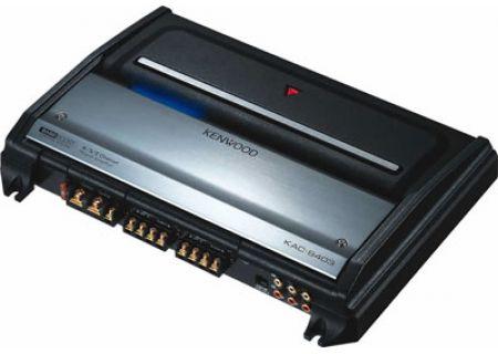 Kenwood - KAC-8403 - Car Audio Amplifiers